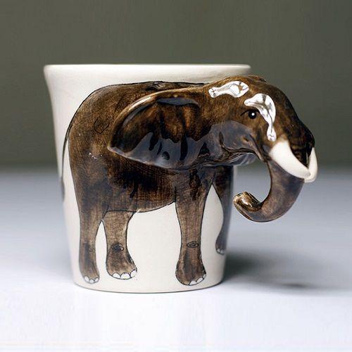 انشا-درباره-فیل-و-فنجان