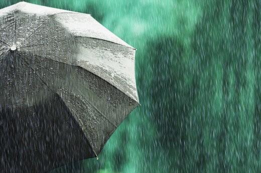 انشا در مورد صدای باران