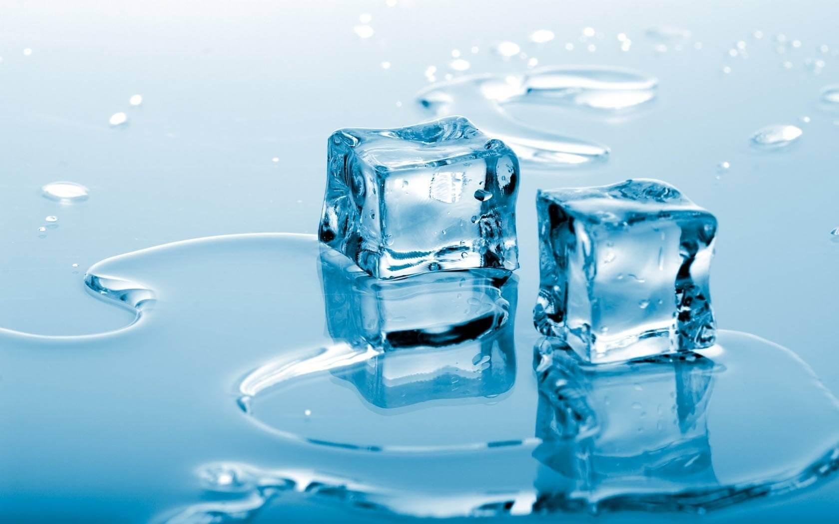 انشا در مورد حمل یک قالب یخ بدون دستکش